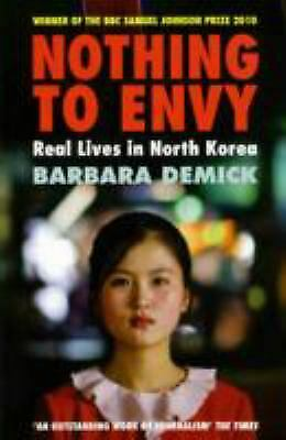 Nothing to envy barbara demick book review