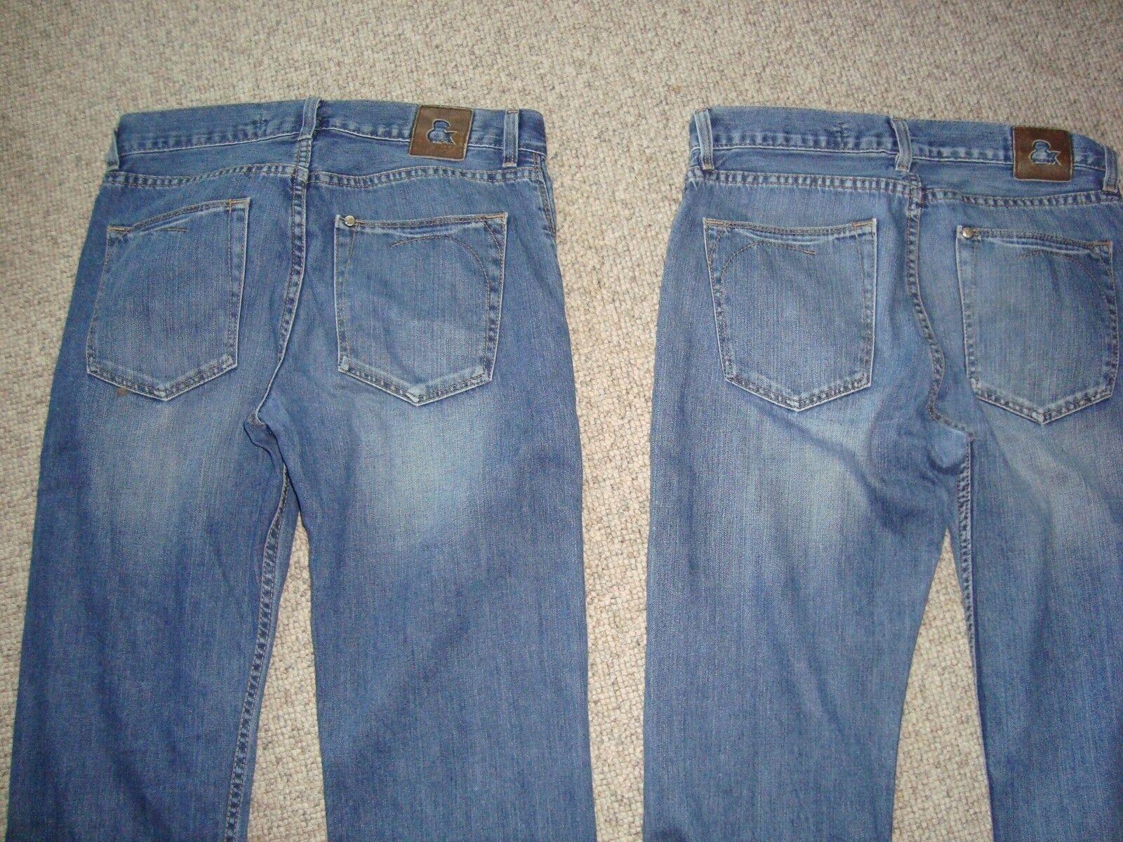 Jeans, Denimjeans cowboybukser,