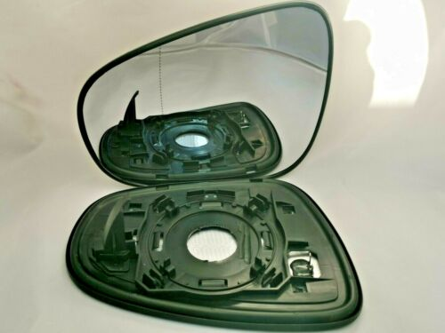 FITS LEXUS CT 200 200h 2010-2019 WING MIRROR GLASS BLIND SPOT HEATED LEFT