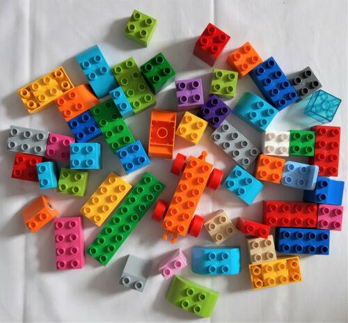 Lego Duplo Briques 500 G Bundle Aléatoire Assortis Pièces Pièces 1//2kg Blocs de construction