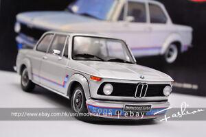 KYOSHO 1:18 BMW 2002 TURBO 1973 Silver   eBay