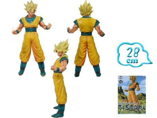 FIGURE DRAGONBALL Z GOKU 28 CM MASTER STARS PIECE DBZ DRAGON BALL SUPER SAIYAN 2