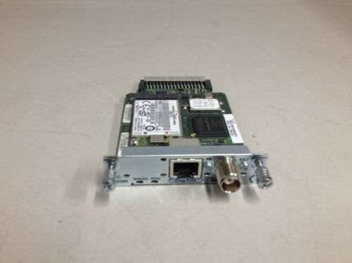 Cisco HWIC-3G-GSM Wireless 3G GSM WAN Card