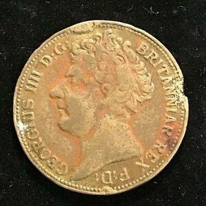 RARE-Antique-1823-George-IIII-Britannia-Gaming-Token