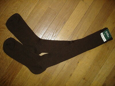 1 Paires Chaussettes Mi Bas En Laine Taille 40/42 Neuf Made In Italie