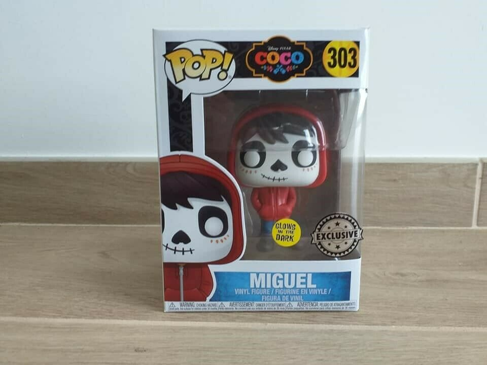 FUNKO POP - Coco Miguel GITD Exclusive  303
