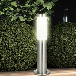 stand leuchte weg lampe au en licht terrasse laterne ip44 garten beleuchtung neu ebay. Black Bedroom Furniture Sets. Home Design Ideas
