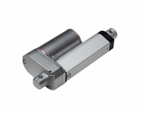 Progressive Automations Inc Linear Actuator 6 inch stroke 35 lbs force 12VDC