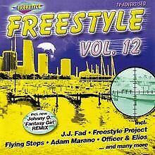 Freestyle Vol.12 von Various | CD | Zustand gut