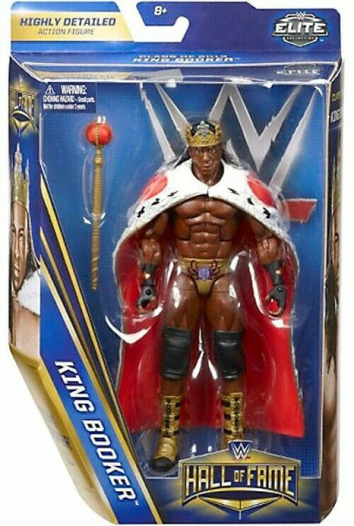 WWE Wrestling Elite Collection Htutti Htutti Htutti of Fame re libroer Exclusive azione cifra 4c6166