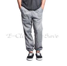 0800975fa0f15 item 3 Unisex Men Women Sweatpants Solid Fleece Workout Gym Pants Elastic  Waist S- 5XL -Unisex Men Women Sweatpants Solid Fleece Workout Gym Pants  Elastic ...