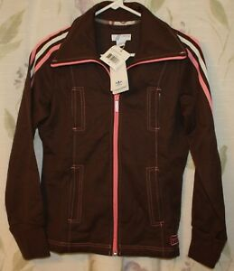 Details about NEW Adidas safety TT track top Jacket Originals Womens S SMALL Sample NWT LTD