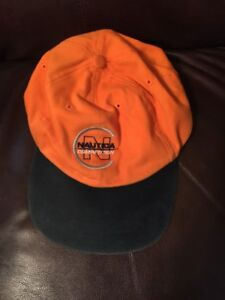 8bd2ca0e667136 Image is loading Nautica-Hat-VTG-Competition-90s-dad-hat