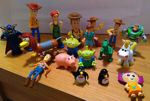 Disney Pixar Toy Story 3 Mini Figures Pick Your Own
