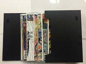 mini comic book carry on storage box portfolio carrying case free