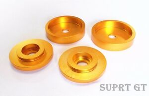 Super-GT-Solid-Diff-Mount-Bushes-Front-Spec-R-For-Toyota-Chaser-JZX90-JZX100