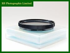 Nikon Polar 72mm Polarizing Filter with Case, Stock No C1145