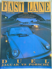 Fast Lane Sep 1987 Jetta GTi 16v vs 309 GTi, TVR 390SE
