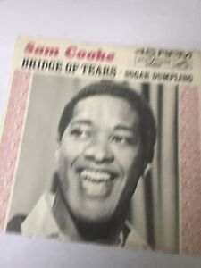 Picture Sleeve - Sam Cooke - Sugar Dumpling / Bridge Of Tears