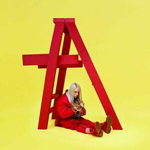 Billie-Eilish-Don-039-t-Smile-At-Me-5-CD-Japan-Limited-5-Bonus-Tracks-F-S