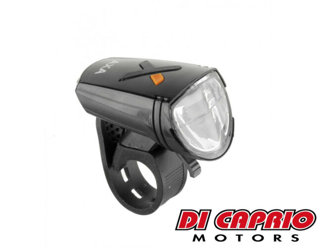 Luce Luci LED FANALE ANTERIORE Bici Bicicletta AXA Greenline 8 by ATALA USB