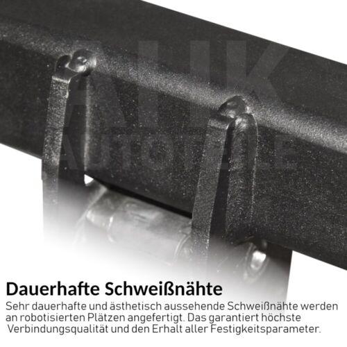 Für BMW 3er F30 4-Tür Stufenheck Anhängerkupplung starr+ESatz 7pol ABE