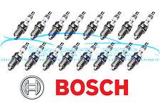 16 BOSCH PLATINUM PLUS SPARK PLUGS MERCEDES BENZ V8 MBZ ORIGINAL OEM EXACT FIT