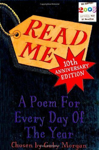 Read Me 10th Anniversary Edition: A poem for every day of the year By Gaby Morg