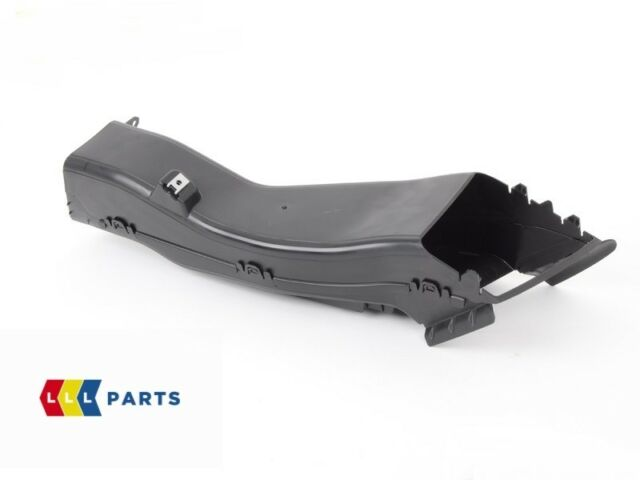 BMW NEW GENUINE X5 SERIES E70 LCI FRONT LEFT BRAKE AIR DUCT N/S 7222877