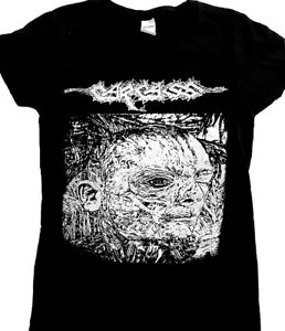 CARCASS-Ladies-T-Shirt-Death-Metal-Terrorizer-Cannibal-Corpse-Autopsy-Entombed