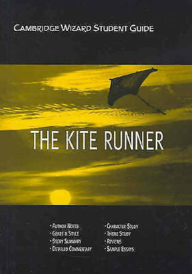 1 of 1 - Cambridge Wizard Student Guide The Kite Runner (Cambridge Wizard English Student