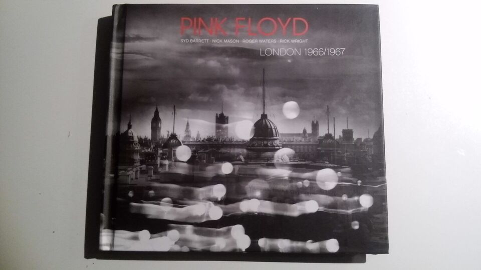 Pink Floyd : London 1966/1967, rock