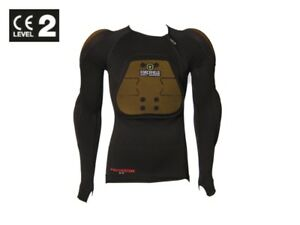 Forcefield-FF3046-Pro-Shirt-X-V-2-With-L2-Back-Chest-Protectors-Lighter-Weight-L