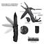 Multitool-Messer-Zange-Taschenmesser-Werkzeug-9-Bits-amp-Tasche-Wie-Walther-MTK Indexbild 1