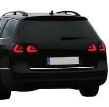 LIGHTBAR RÜCKLEUCHTEN VW PASSAT 3C B6 05-10 KOMBI SCHWARZ RÜCKLICHT HECKLEUCHTEN