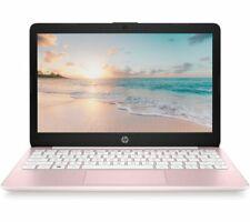 """HP Stream 11-ak0508sa 11.6"""" Laptop - Intel® Celeron™, 32 GB eMMC, Pink - Currys"""