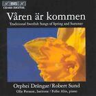 Various Swedish Songs of Spring 7318590008331 CD P H