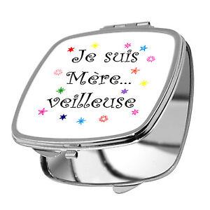 MIROIR-DE-POCHE-JE-SUIS-MERE-VEILLEUSE-FETE-DES-MERES-MAMAN-10-COULEURS