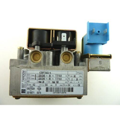 Worcester I Serie 24I Rsf Boiler Gas Ventil 87161424130 Sit 837 Tandem