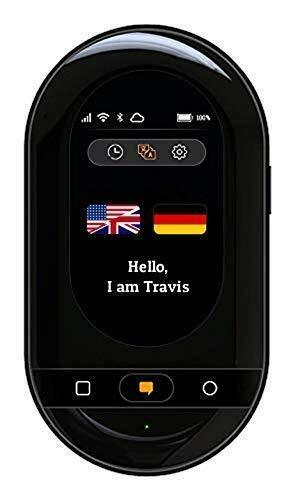 Travis Touch - I Speak 105 Languages so Can You AI Two Way Translator