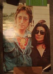 Vtg-Org-John-Lennon-amp-Yoko-Ono-Grapefruit-poster-37-Wagner-Graphics-Denmark-New