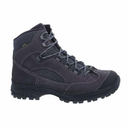 Hanwag Banks II GTX Boots Asphalt Black