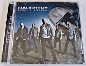 Daughtry-Break-The-Spell-Deluxe-Version-with-4-Bonus-Tracks-NEW-CD