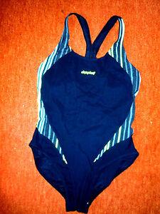 Chicer-Badeanzug-Schwimmanzug-Gr-44-v-OLYMPIA-Top-Design-sportiv