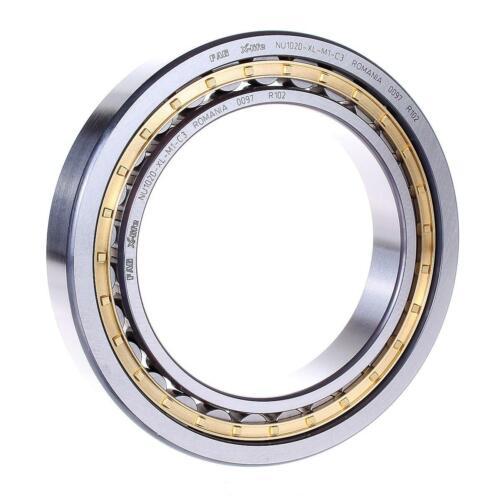 FAG NU1020-XL-M1-C3 Cylindrical Roller Bearing  100,00 x 150,00 x 24,00 mm Open