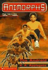 Animorphs: The Android No. 10 by K. A. Applegate (1997, Paperback)