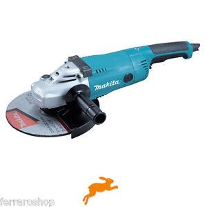 Smerigliatrice-angolare-230mm-flex-frullino-2200W-Makita-GA9020