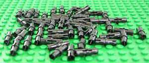 LEGO-Technik-50-x-Technik-Pin-kurz-schwarz-2780-NEUWARE