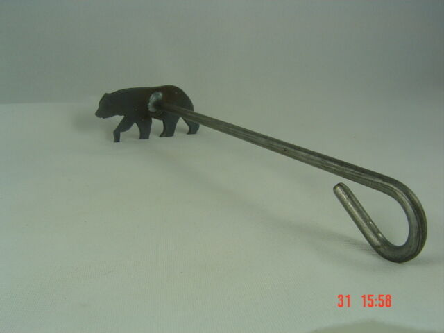 Bear Branding Iron Steak, Wood or Craft Branding Irons