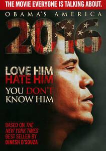 2016 Obama's America Dinesh D'Souza John Sullivan DVD NEW, Free Shipping